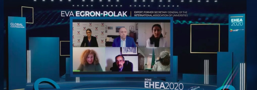 EHEA Rome 2020: Cooperation for innovation and inclusion